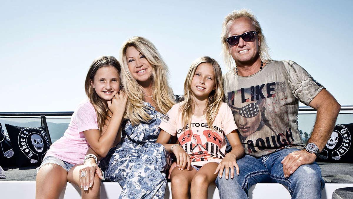Familie Geiss Vermögen