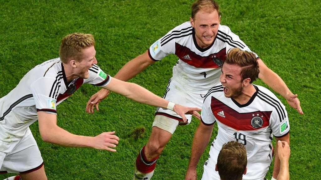 Deutschland Schottland Stream