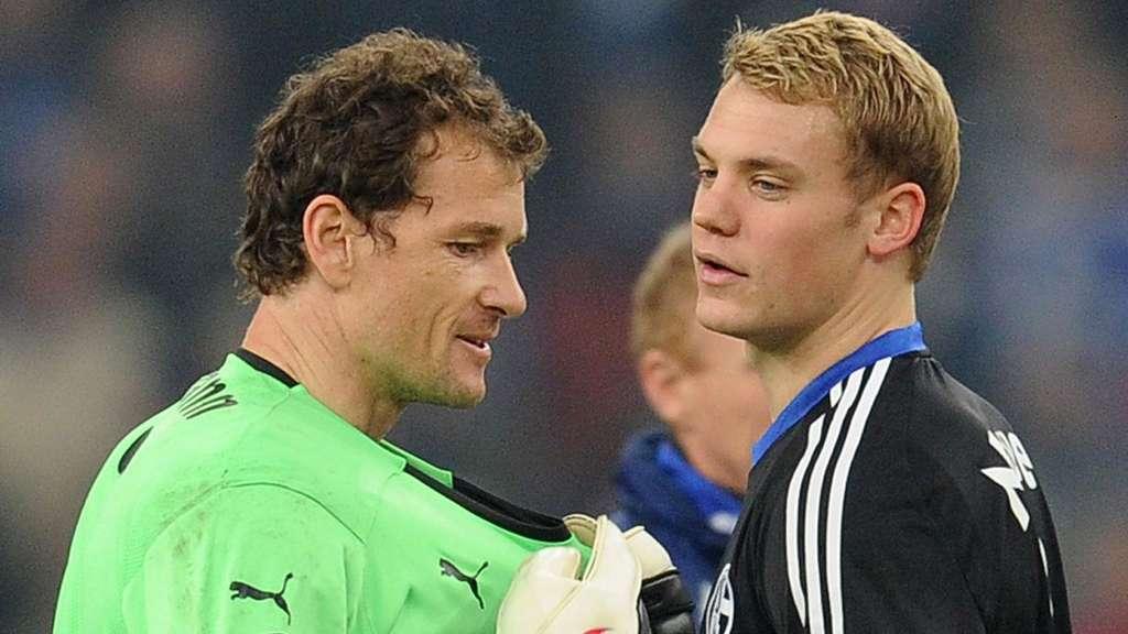 Vorgänger Lehmann Neuer Ist Der Beste Torhüter Der Welt Fc Bayern