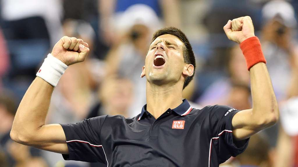 US Open, Novak Djokovic