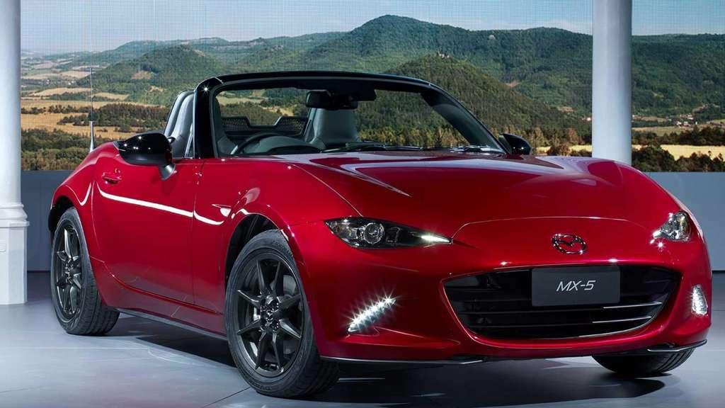 Weltpremiere In Drei Städten Wiedergeburt Des Kult Roadster Mazda