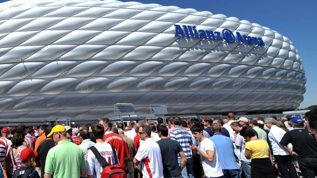 Fussball Em Euro 2020 Alle Bewerber Alle Spielorte Fussball