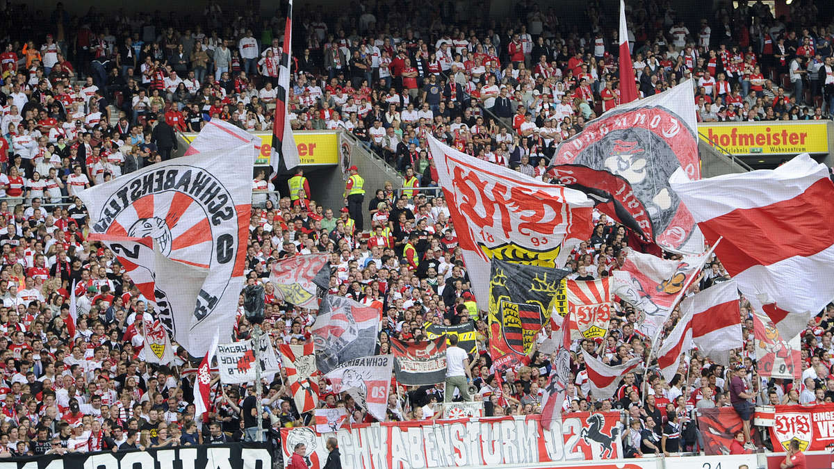 Vfb Fan-Center Stuttgart