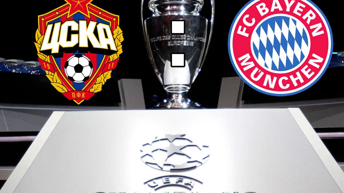 Ticker Champions League