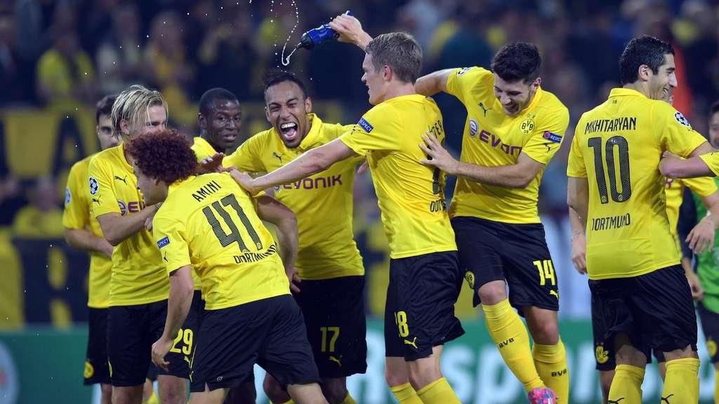 Rsc Anderlecht Borussia Dortmund Champions League Am