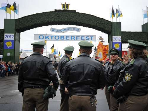 Unbekannter bricht in Radio-Energys Wiesn-Studio ein