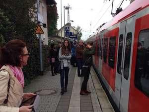Bahnstreik Ticker