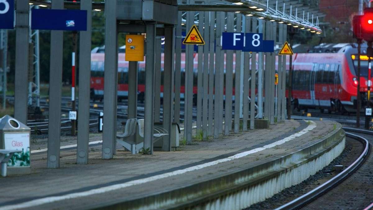 Bahn Streik Welche Züge Fahren