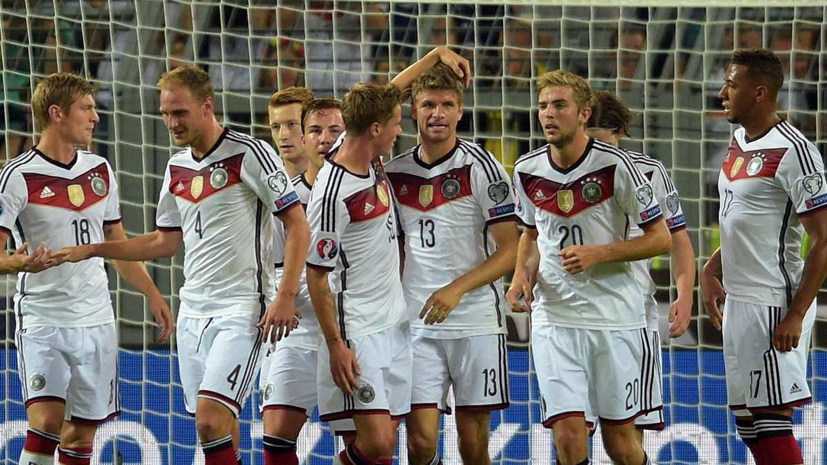 Em Deutschland Termine