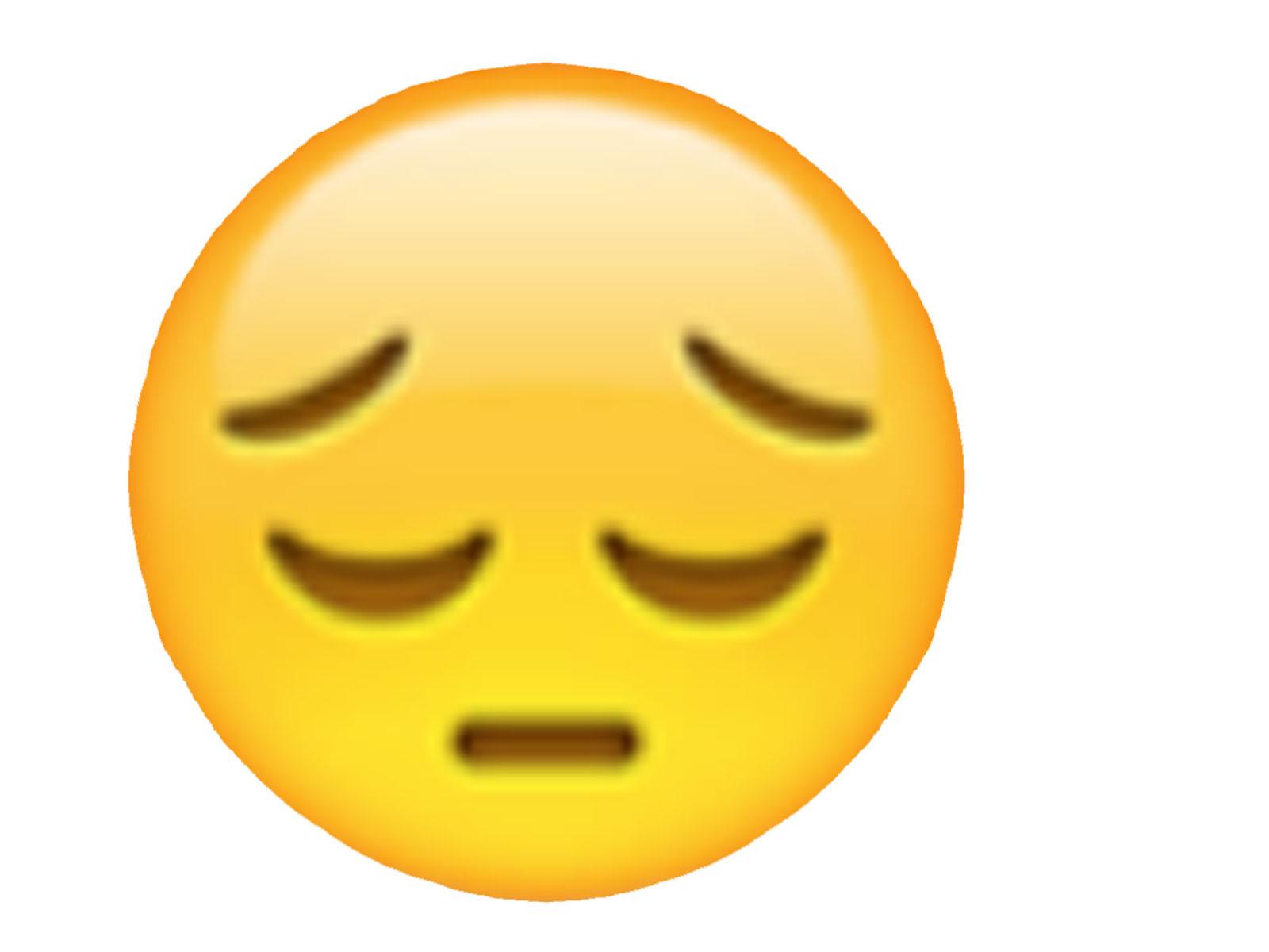 was bedeutet der Mund emoji?