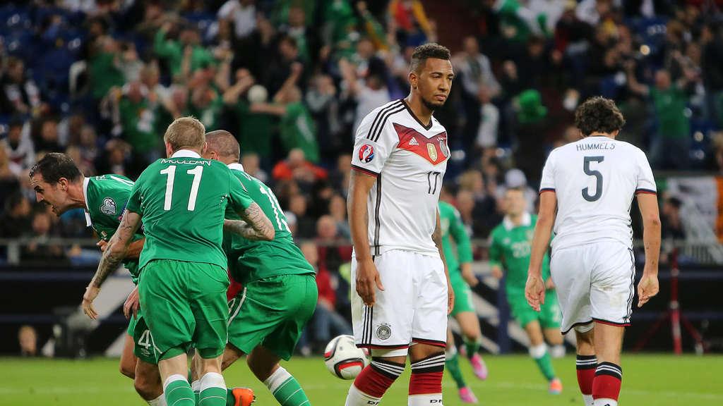 deutschland irland fussball