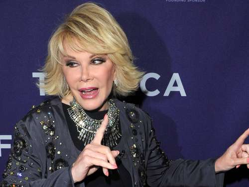Joan Rivers starb nach OP-Komplikationen