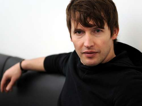 "James Blunt findet ""You're Beautiful"" nervig"