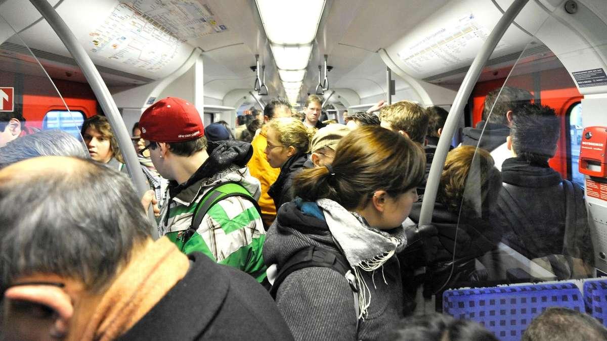 Ersatzzüge Deutsche Bahn Streik
