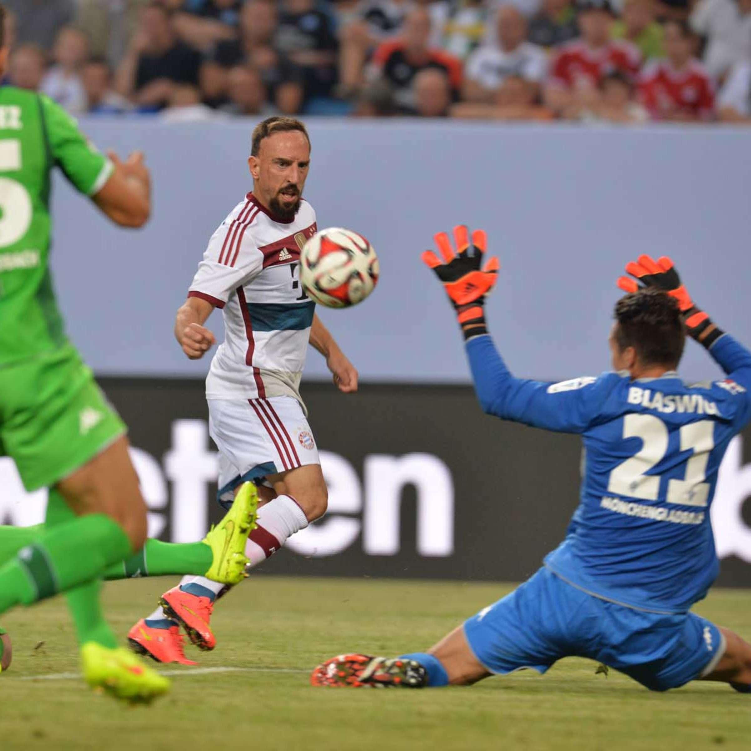 Borussia Mönchengladbach - FC Bayern: Bundesliga-Spiel heute im Live-Stream  und TV auf Sky | FC Bayern