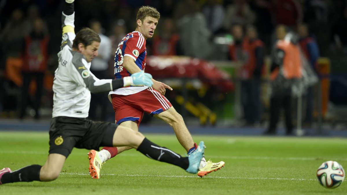 Fc Bayern Gegen Dortmund Live