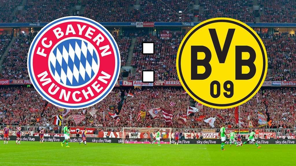Fc Bayern Gegen Dortmund