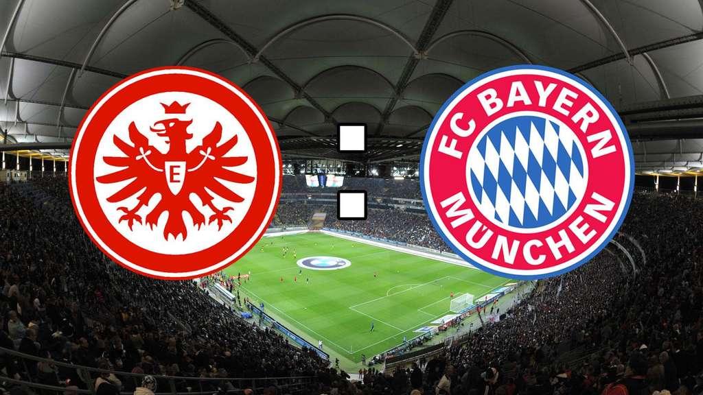 Bayern München Eintracht Frankfurt 2021