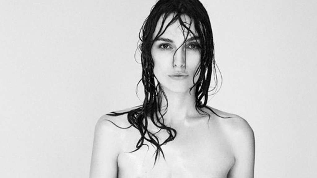 keira knightly nackt