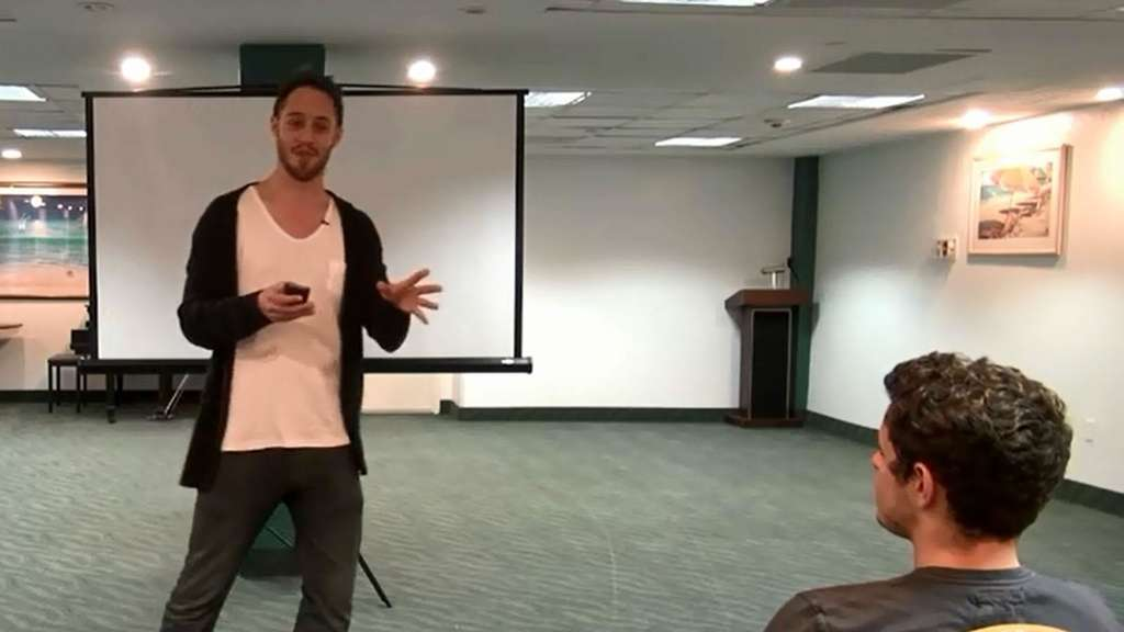 Julien Blanc Pick-up Artist