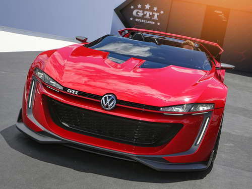 Extrem! VW Golf GTI Roadster