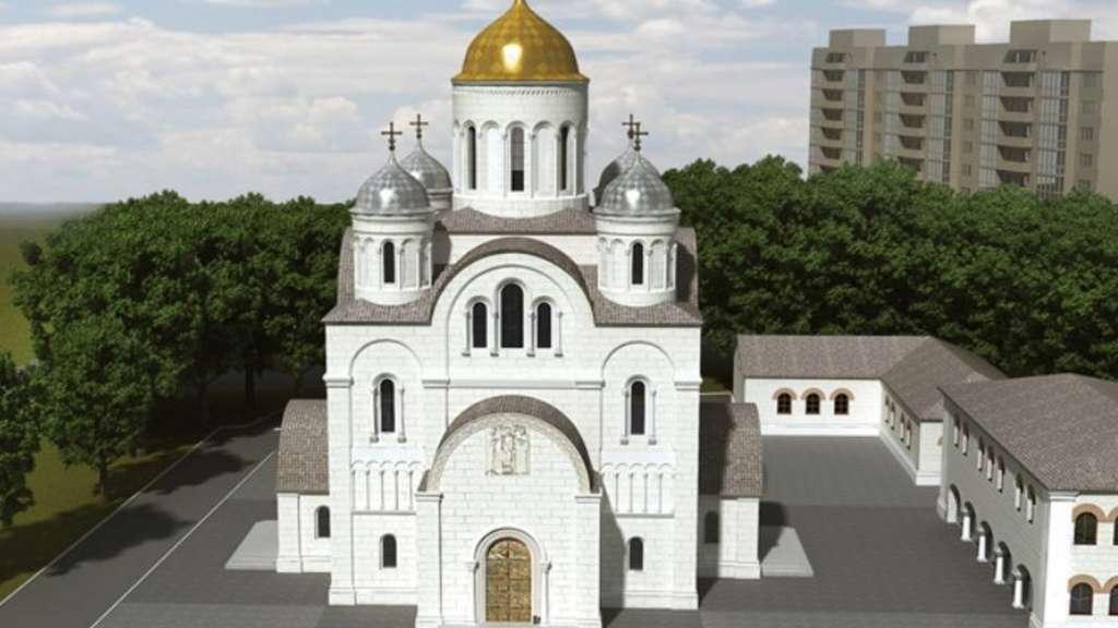 Neue Kirche für Münchner Russen: Orthodoxe Gemeinde plant