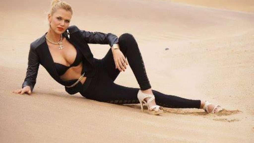 Sara Kulka Im Dschungelcamp 2015 Gntm Model Als Teilnehmerin Stars
