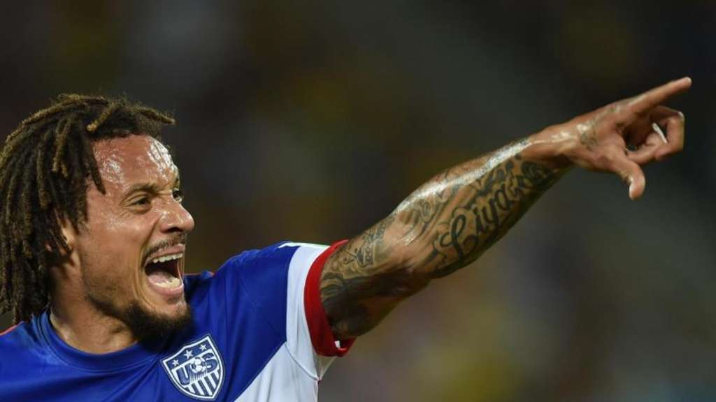 Jermaine Jones steht mit New England im MLS-Finale. Foto: Marius Becker