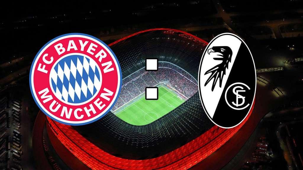 Fc Bayern Gegen Freiburg