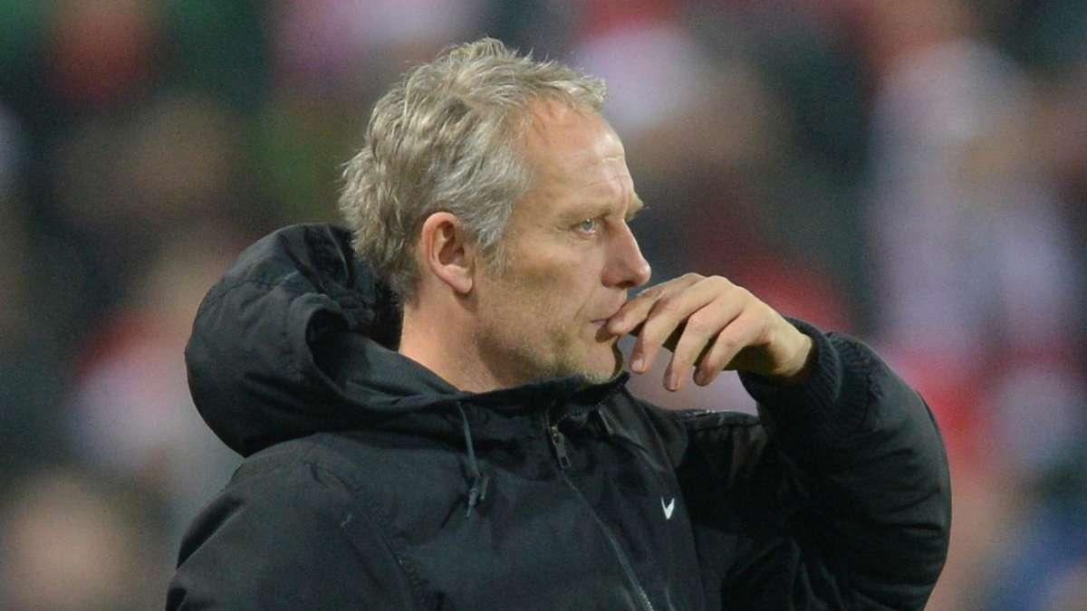 Trainer Fc Freiburg