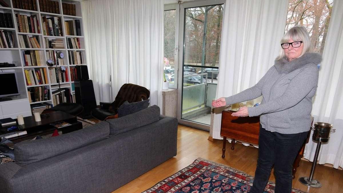 sie verjagte die r uber aus der wohnung bogenhausen. Black Bedroom Furniture Sets. Home Design Ideas