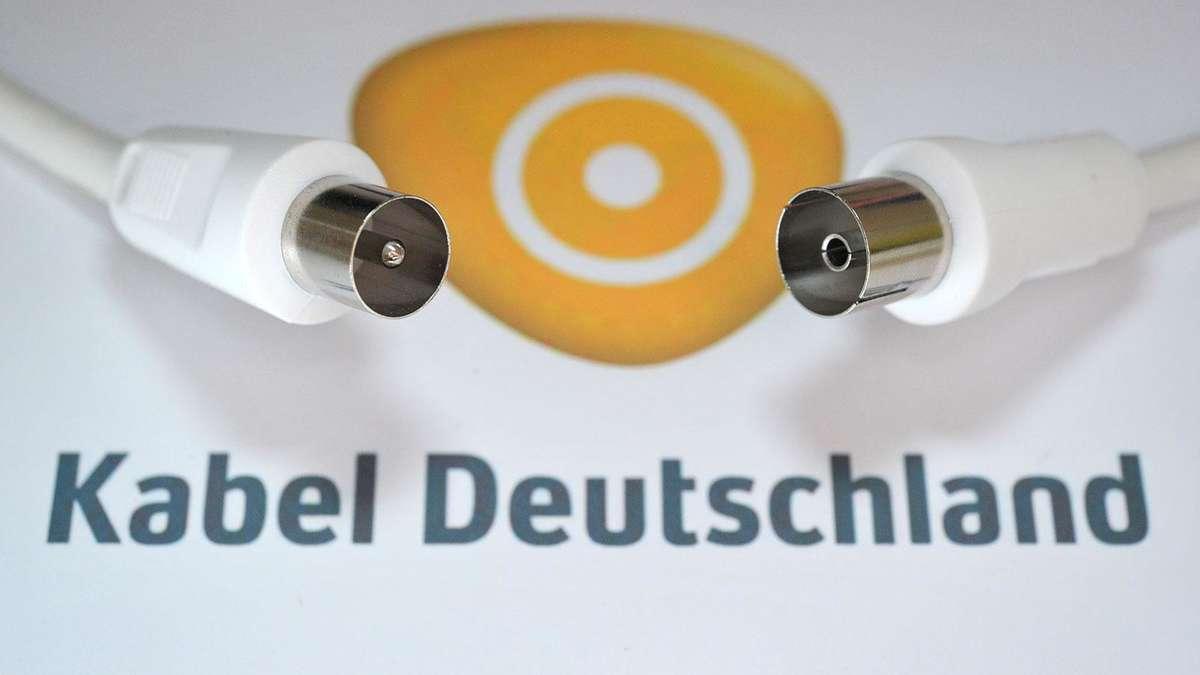 Kabel Deutschland Störung Ludwigshafen