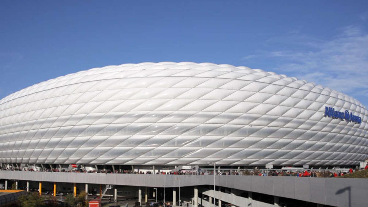 Ausbau Allianz Arena