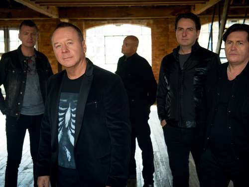 Simple-Minds-Frontmann Jim Kerr im tz-Interview