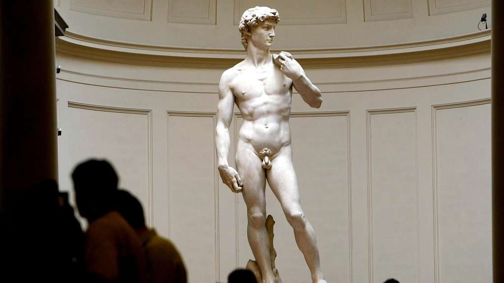 michelangelo-afp