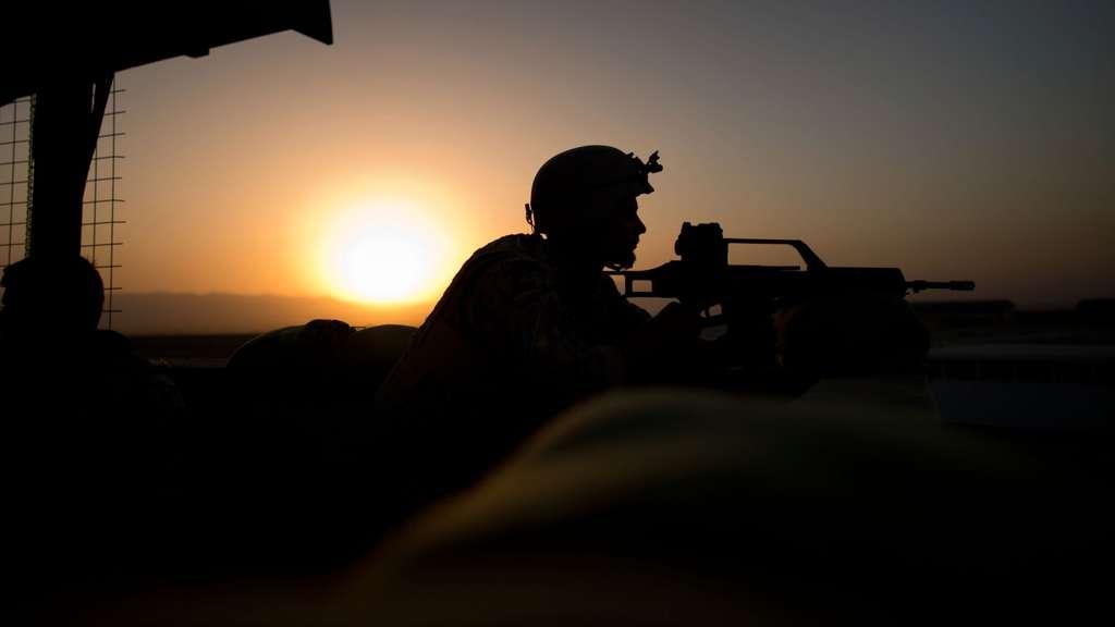 Laser Entfernungsmesser Bundeswehr : Bundeswehr an gezielten tötungen beteiligt? politik