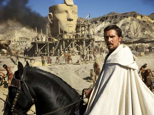 tz-Interview: Christian Bale über seine Moses-Rolle