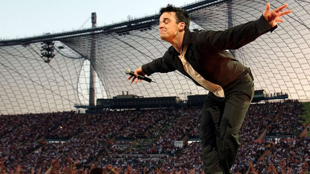 Olympiastadion München Robbie Williams