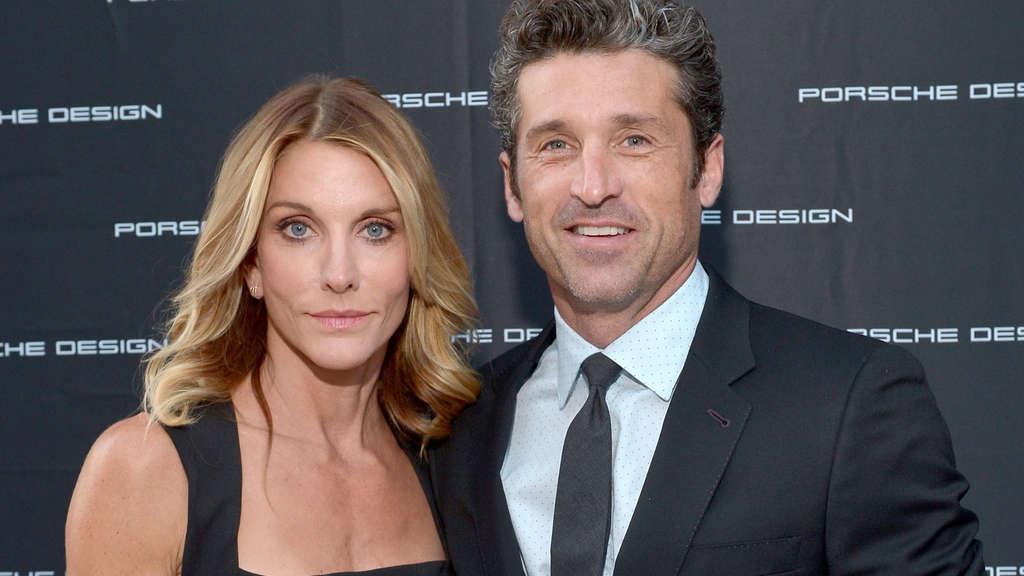 Patrick Dempsey Und Frau Jillian Trennen Sich Stars