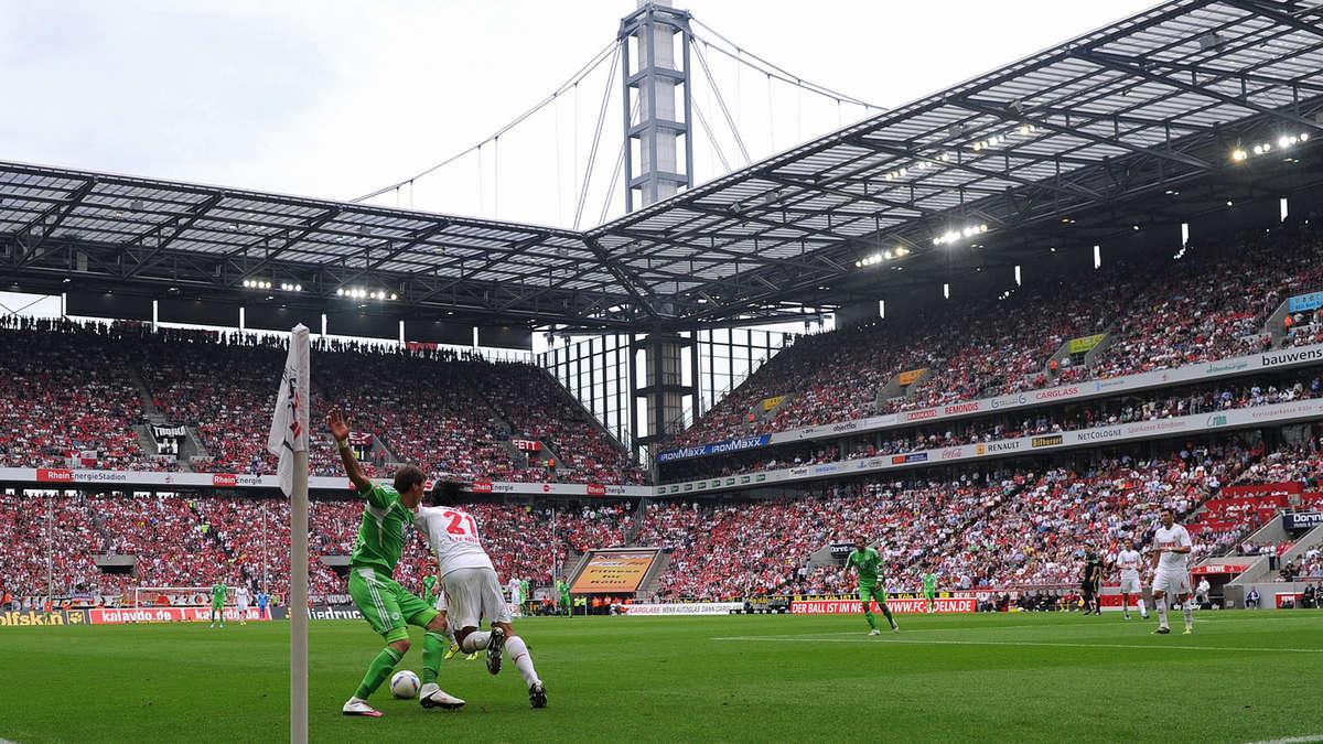 Rhein Energie Stadion Plätze