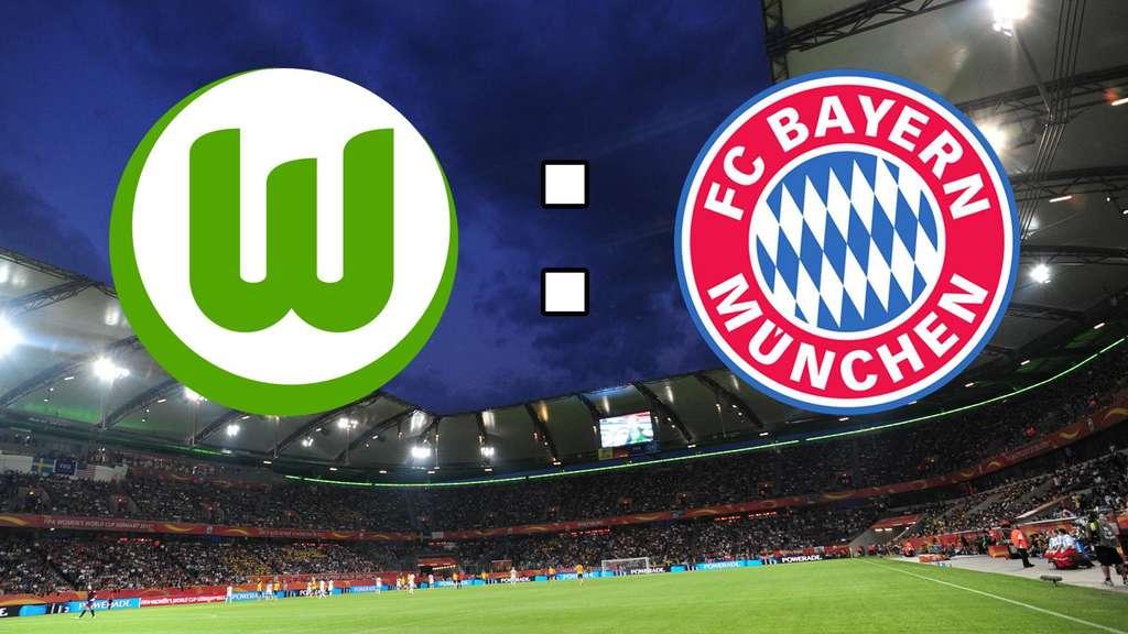 Vfl Wolfsburg Gegen Fc Bayern