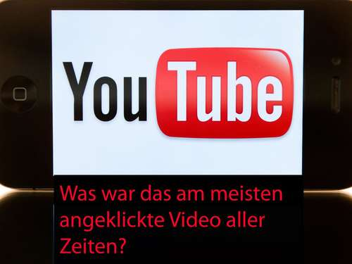 Quiz: Kennen Sie die meistgeklickten You Tube-Videos?