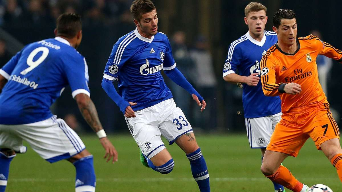 champions league live schalke