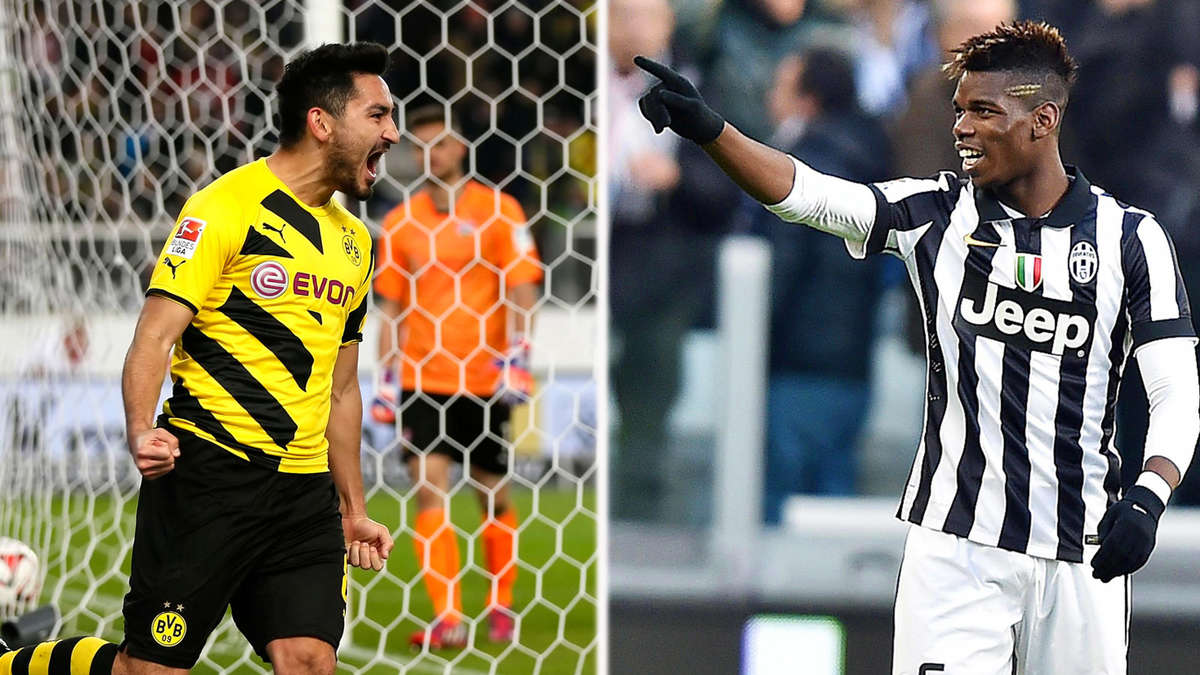 Juventus turin borussia dortmund champions league jetzt for Tabelle juventus turin