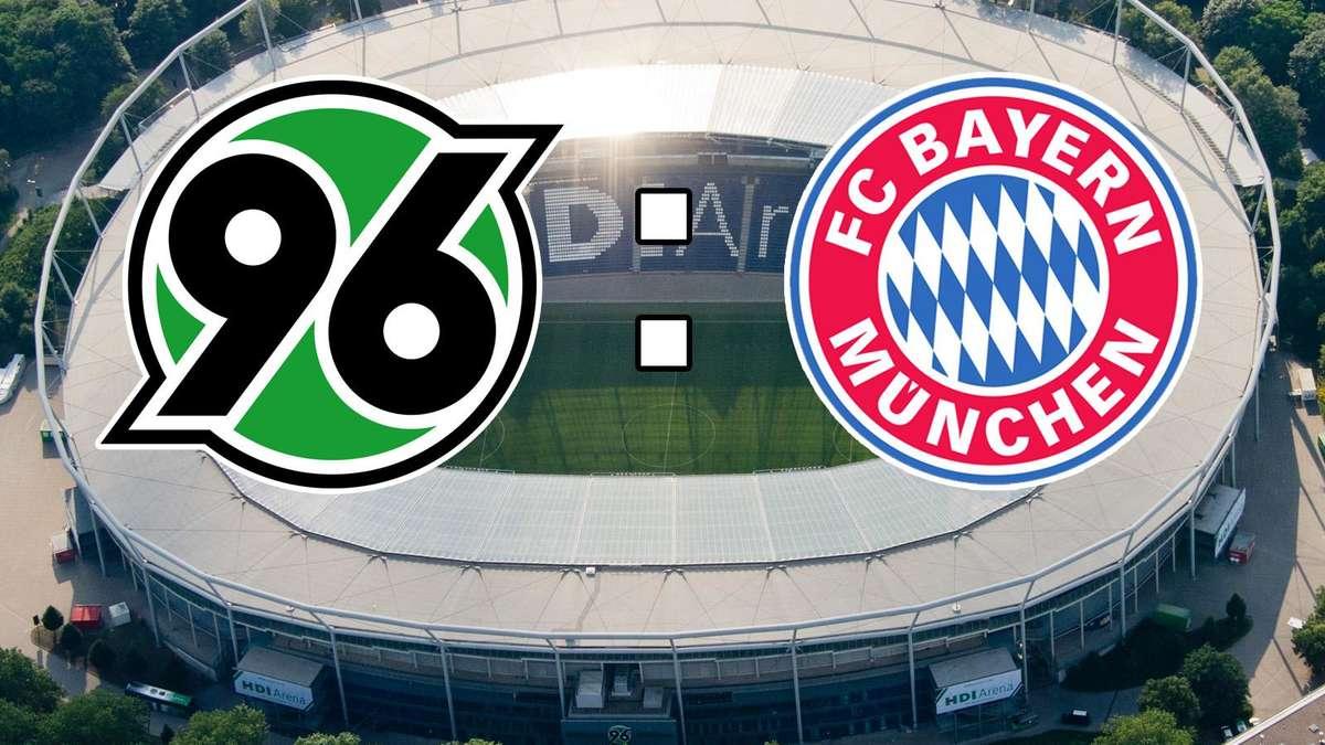 Hannover 96 Gegen Bayern MГјnchen