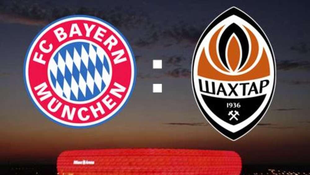 Bayern Donezk Liveticker