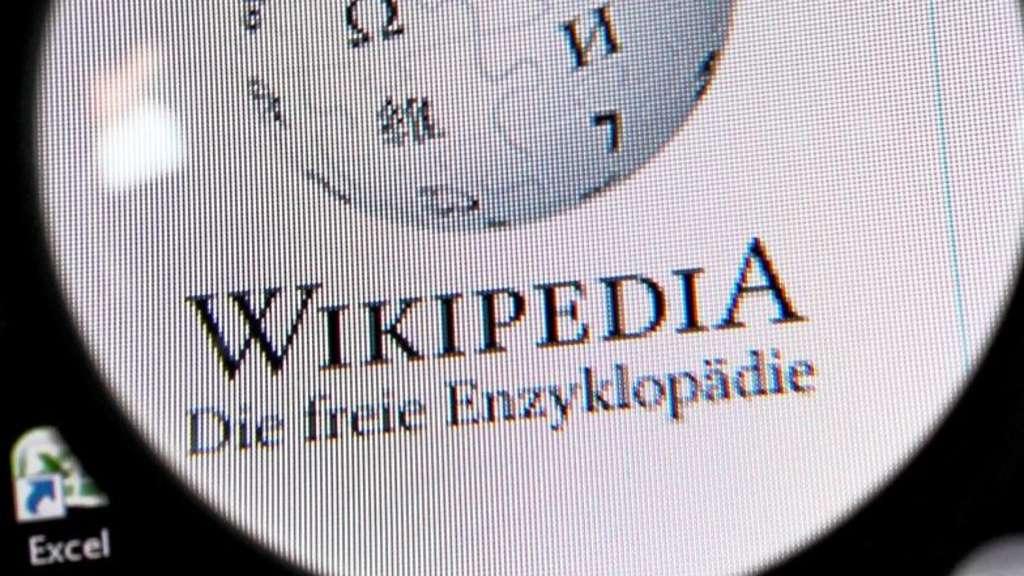 Politik Wikipedia