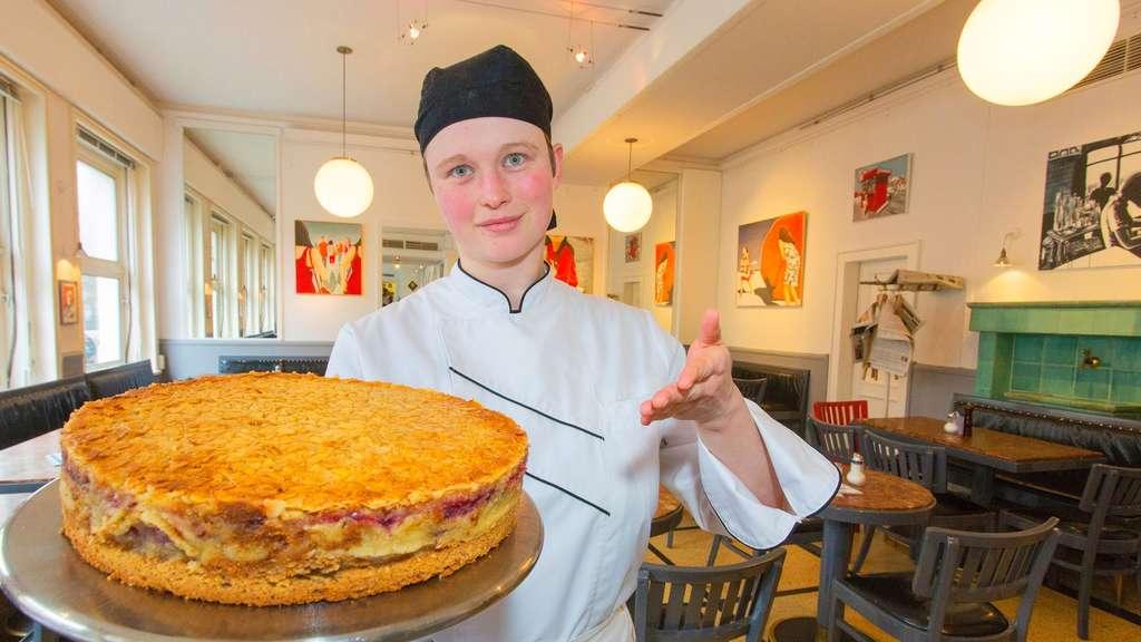 Cafes In Munchen Funf Adressen Fur Fans Von Kaffee Und Kuchen Gastro
