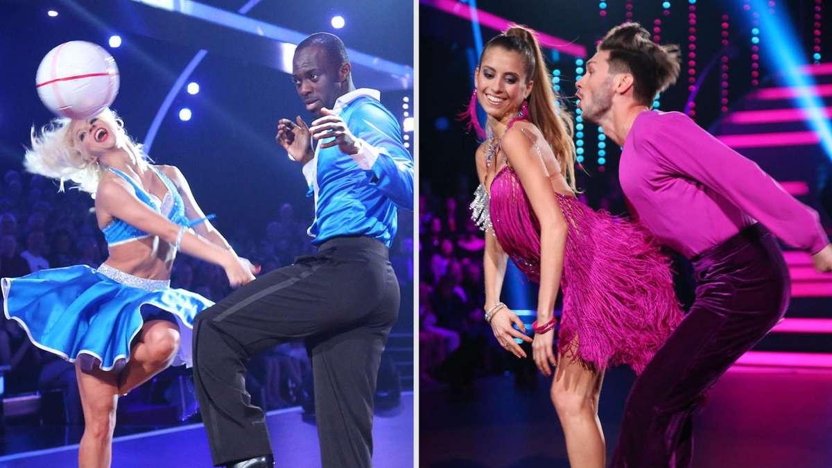 """Lets Dance Update: """"Let's Dance"""": Hans Sarpei Top, Caty Fischer Flop"""