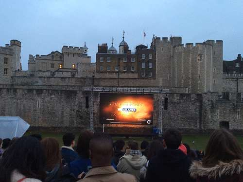 "Bilder der ""Game of Thrones""-Premiere in London"